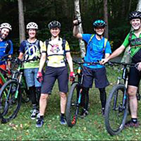 MTB Maneuvers Skills Clinic in Pittsfield MA