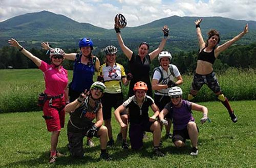 NEMBAfest MTB Skills Clinic for Women