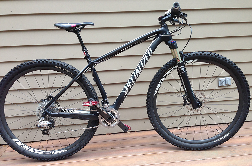 Specialized Stumpjumper HT Marathon Carbon 29er 2013 - FOR SALE