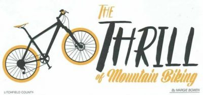 The Thrill of Mountain Biking article