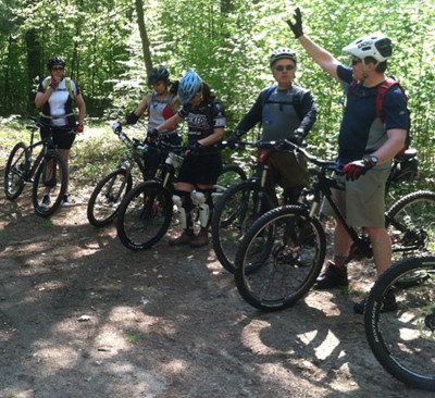 Fundamentals and Maneuvers MTB Clinics