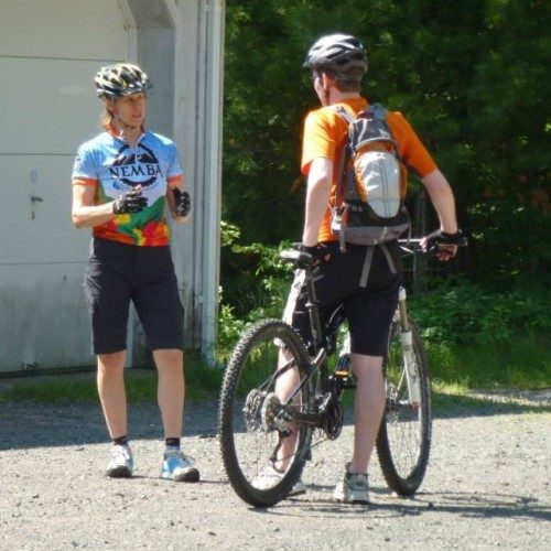 Private Coaching for Mountain bike skills