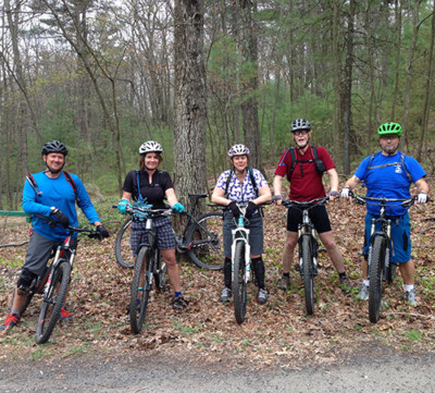 Fundamentals and Maneuvers MTB Skills Clinic in Burlington, CT