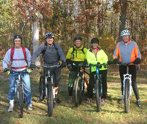 Fundamentals and Maneuvers MTB Skills Clinic